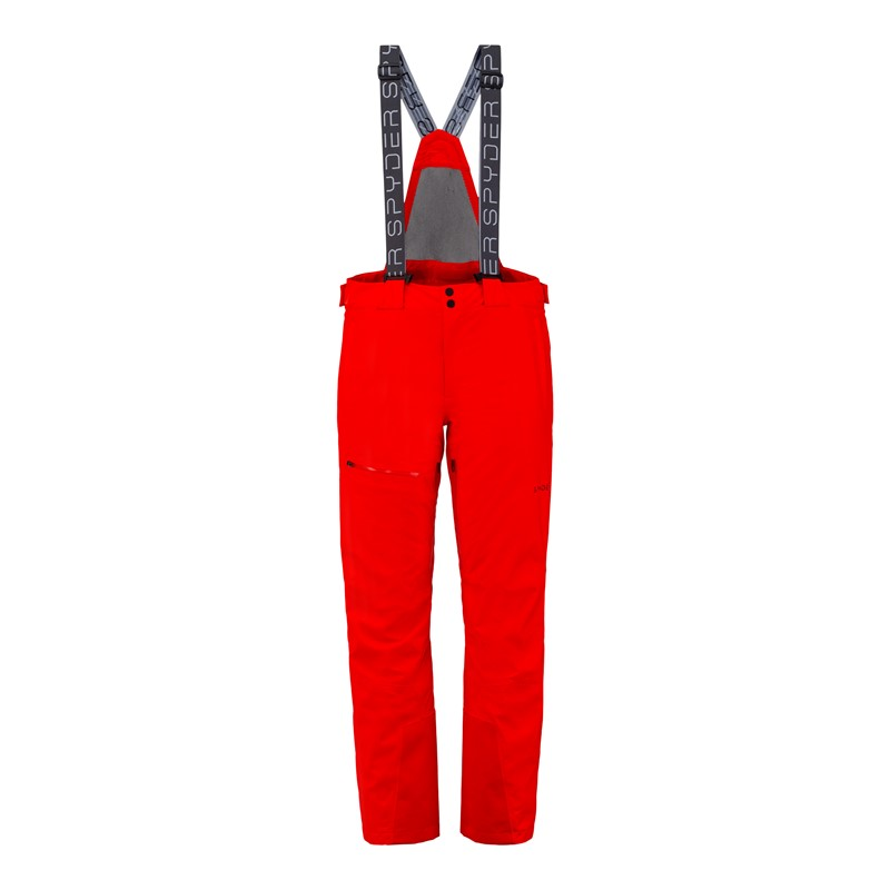 SPYDER PANT M DARE GTX (0620 red) - 2021