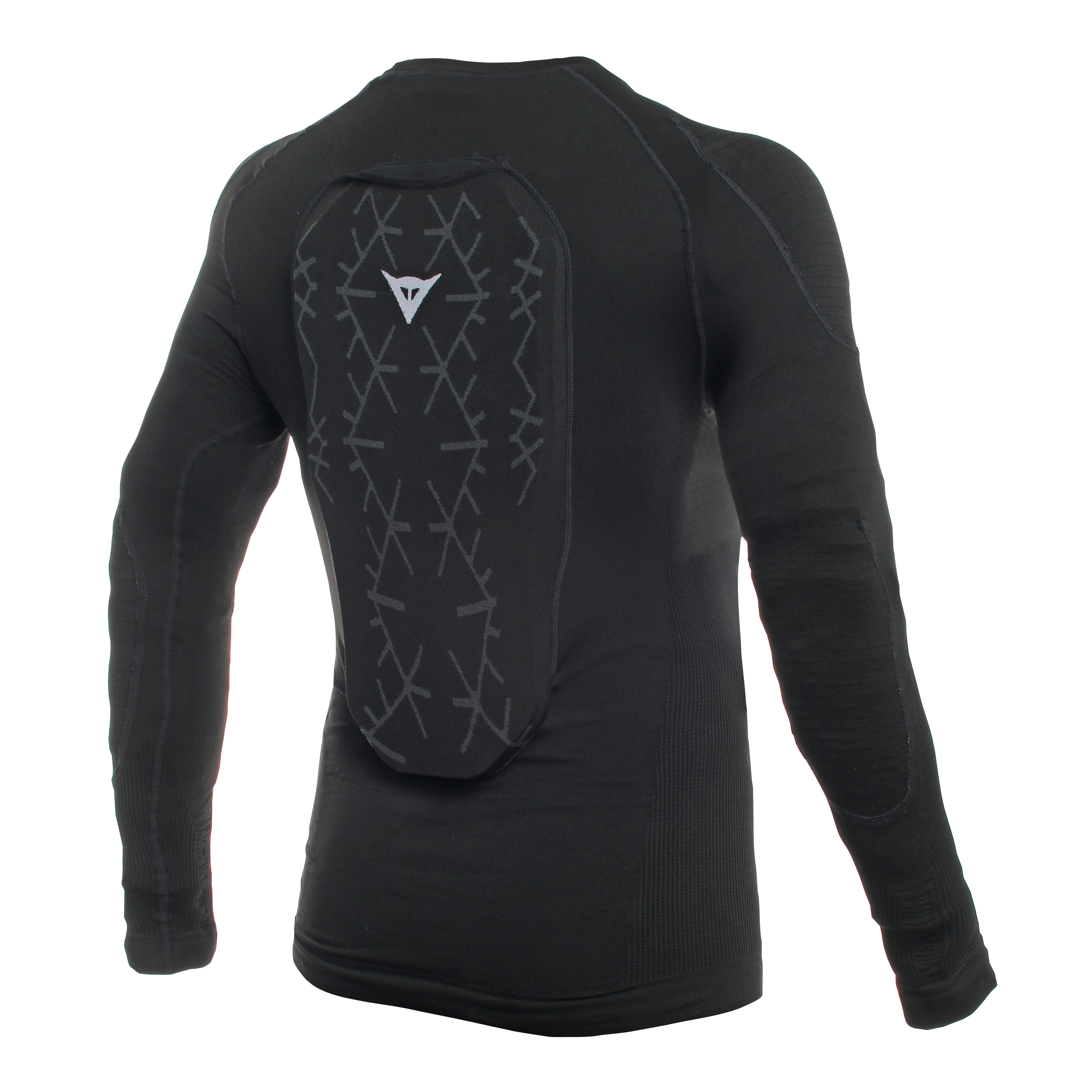 DAINESE TRAILKNIT BACK PROTECTOR SHIRT WINTER BLACK - 2018