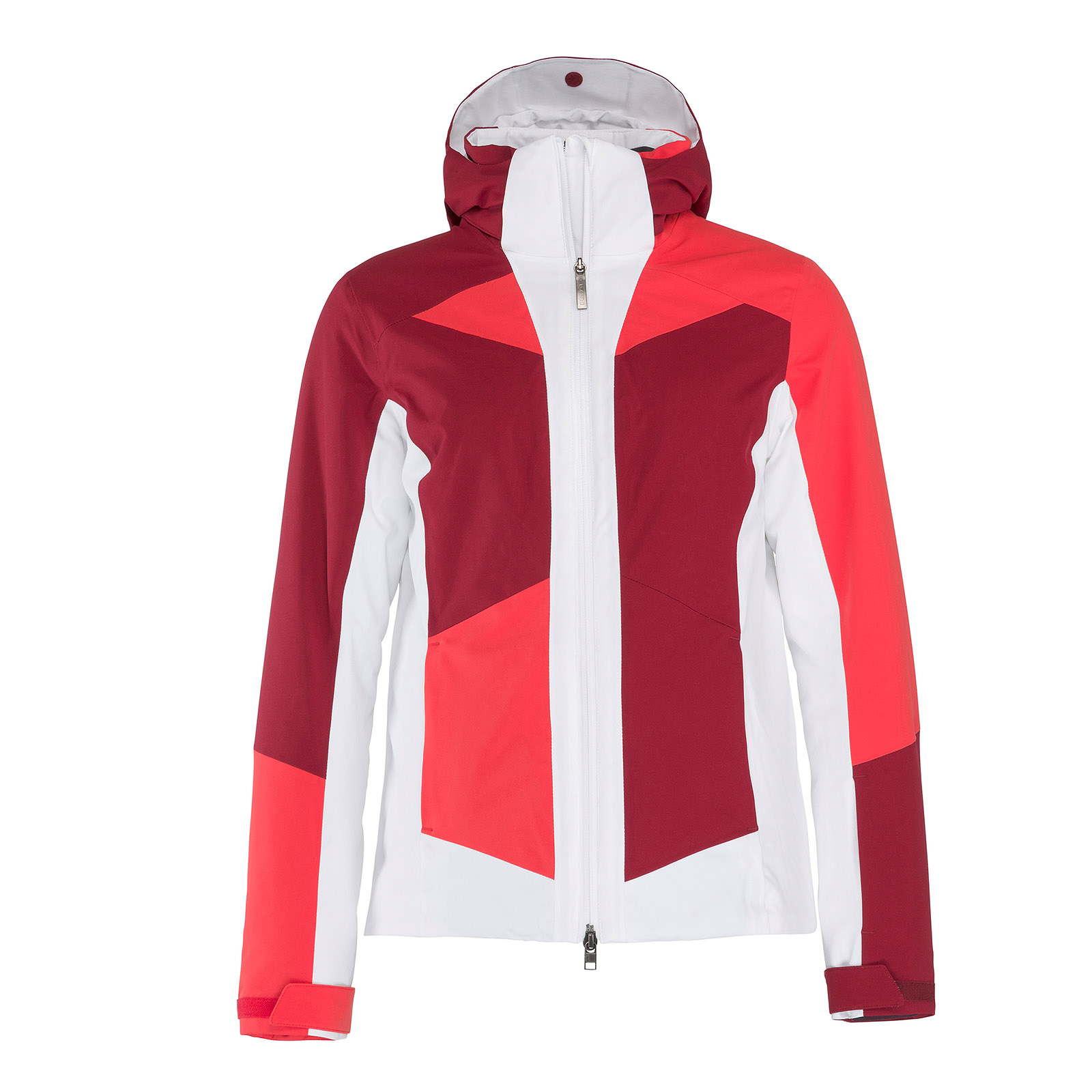 HEAD Sierra Jacket W - (red/white) - 2019