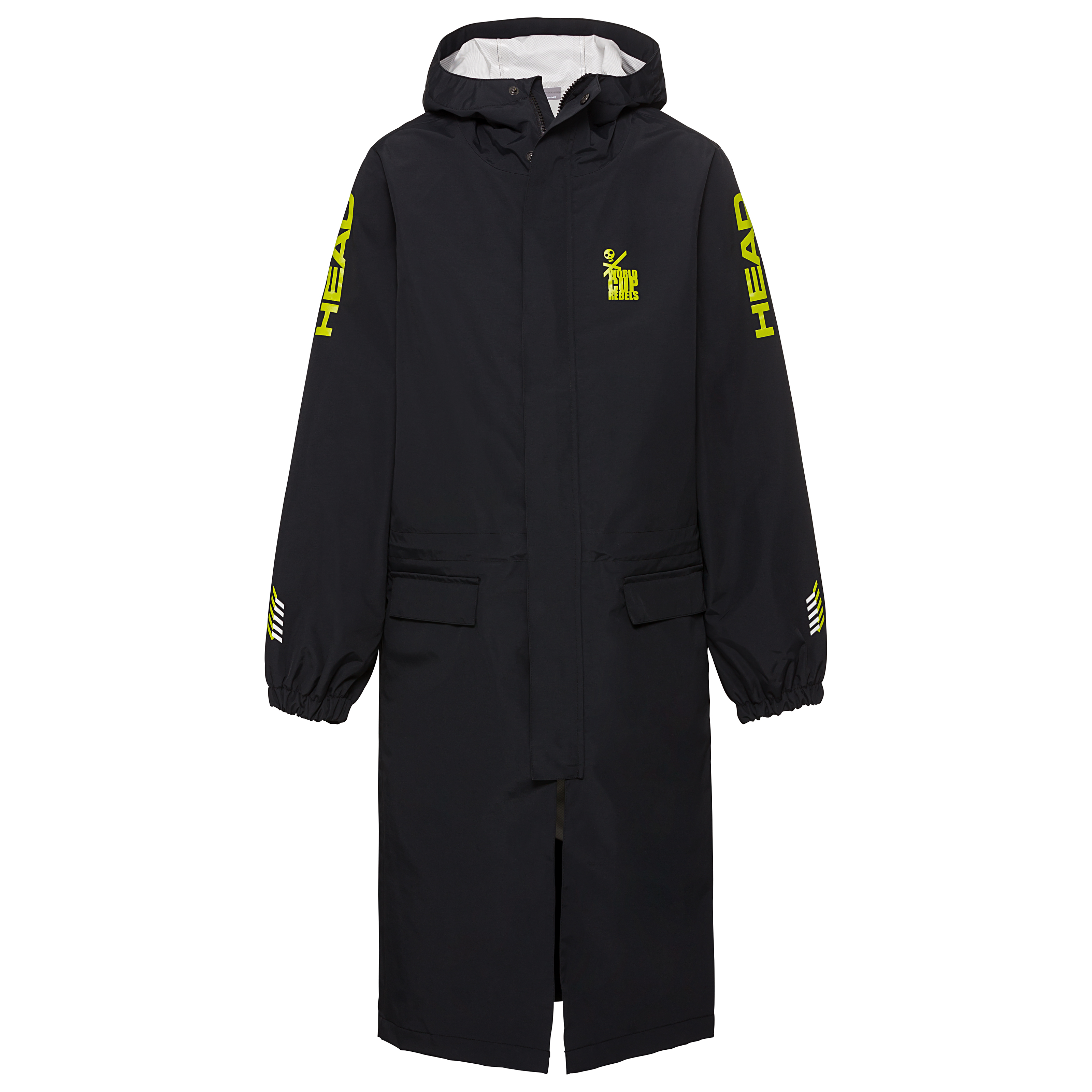HEAD Race Rain Coat JR (black) - 2020