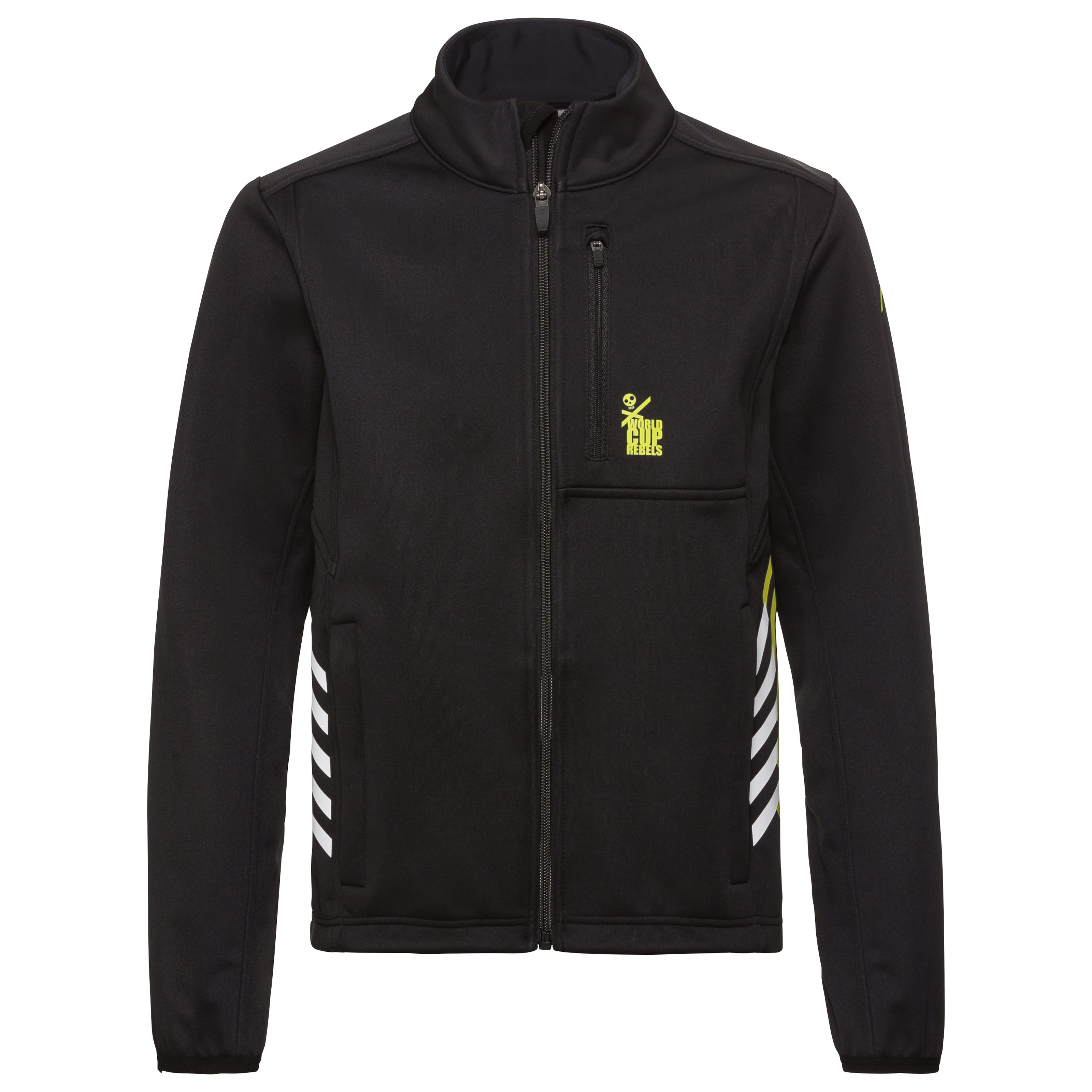 HEAD Race JACKET JR ( bK) - 2020