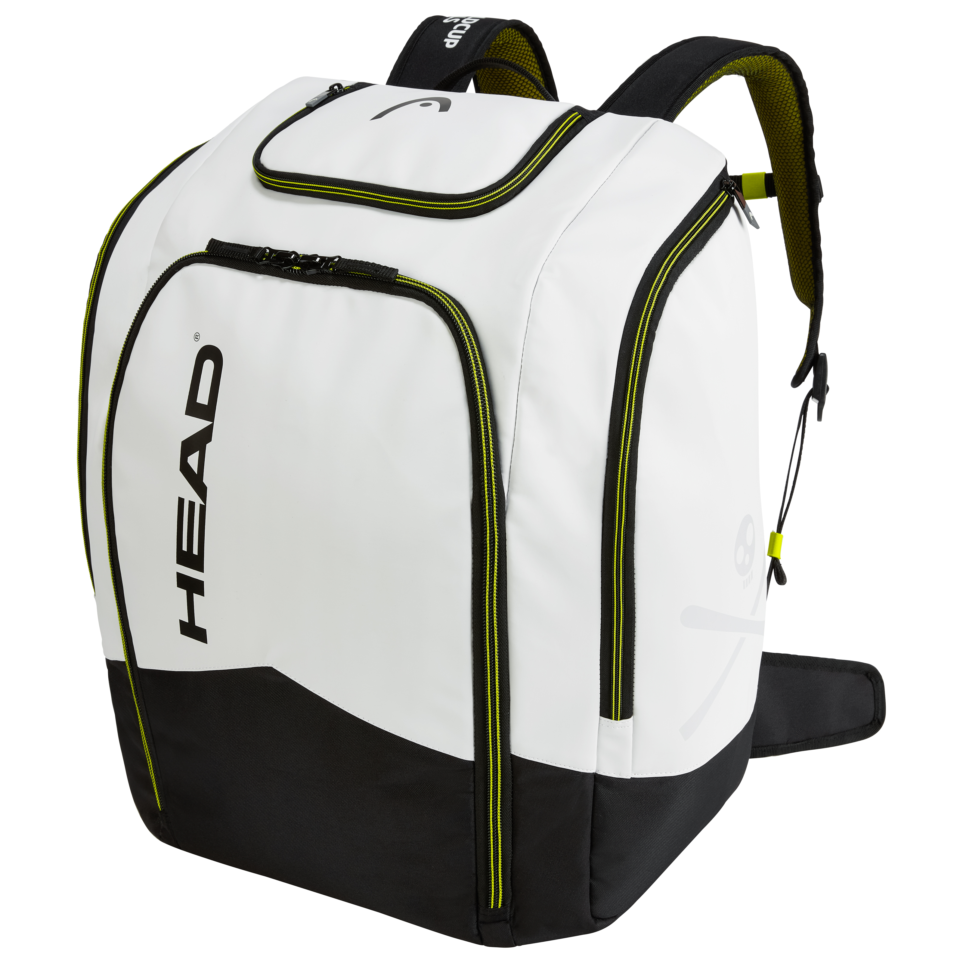 HEAD ZAINO Rebels Racing Backpack S - 2021