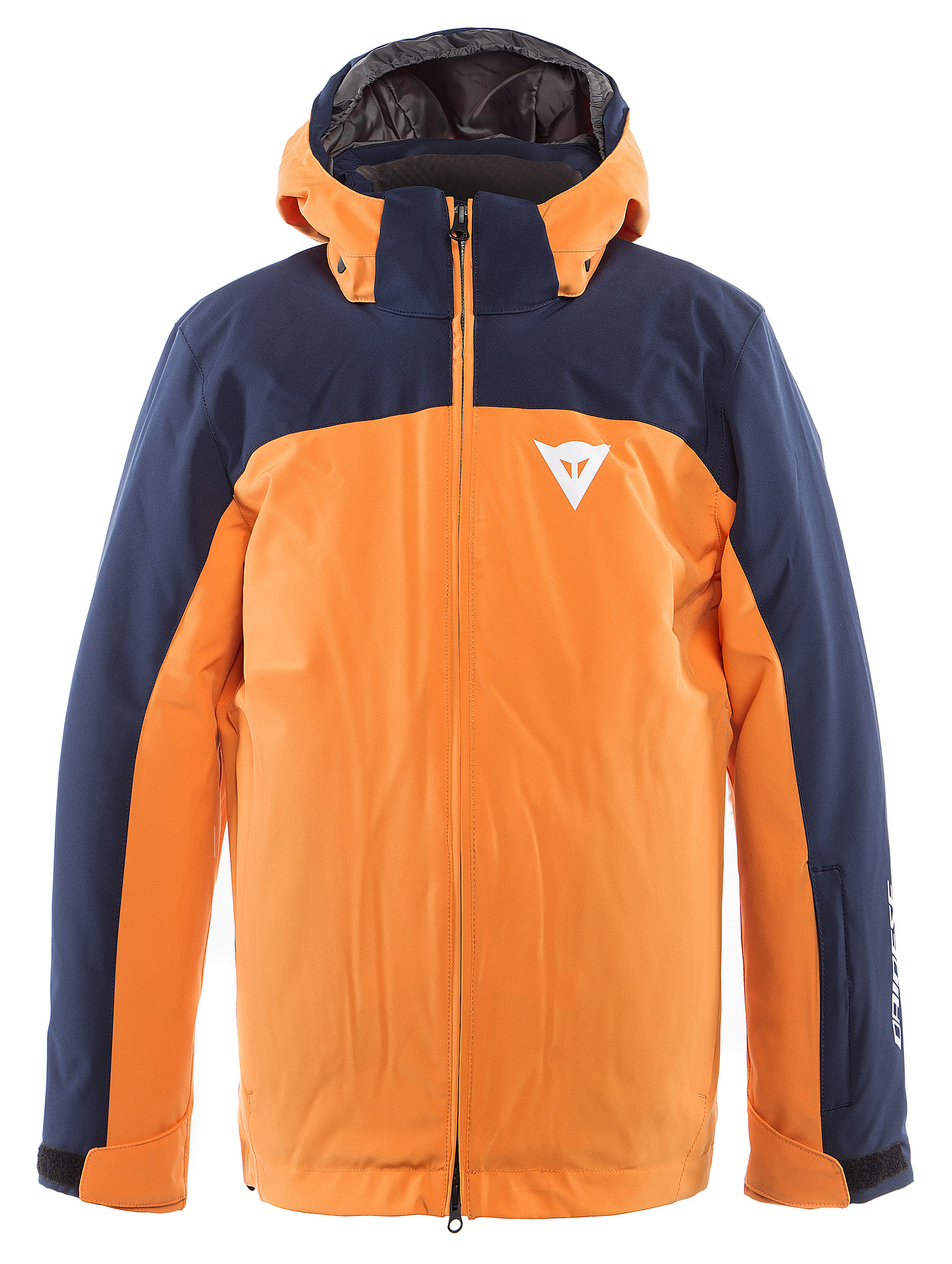 DAINESE GIACCA JUNIOR RUSSET (078 ORANGE/BLACK IRIS - 2019
