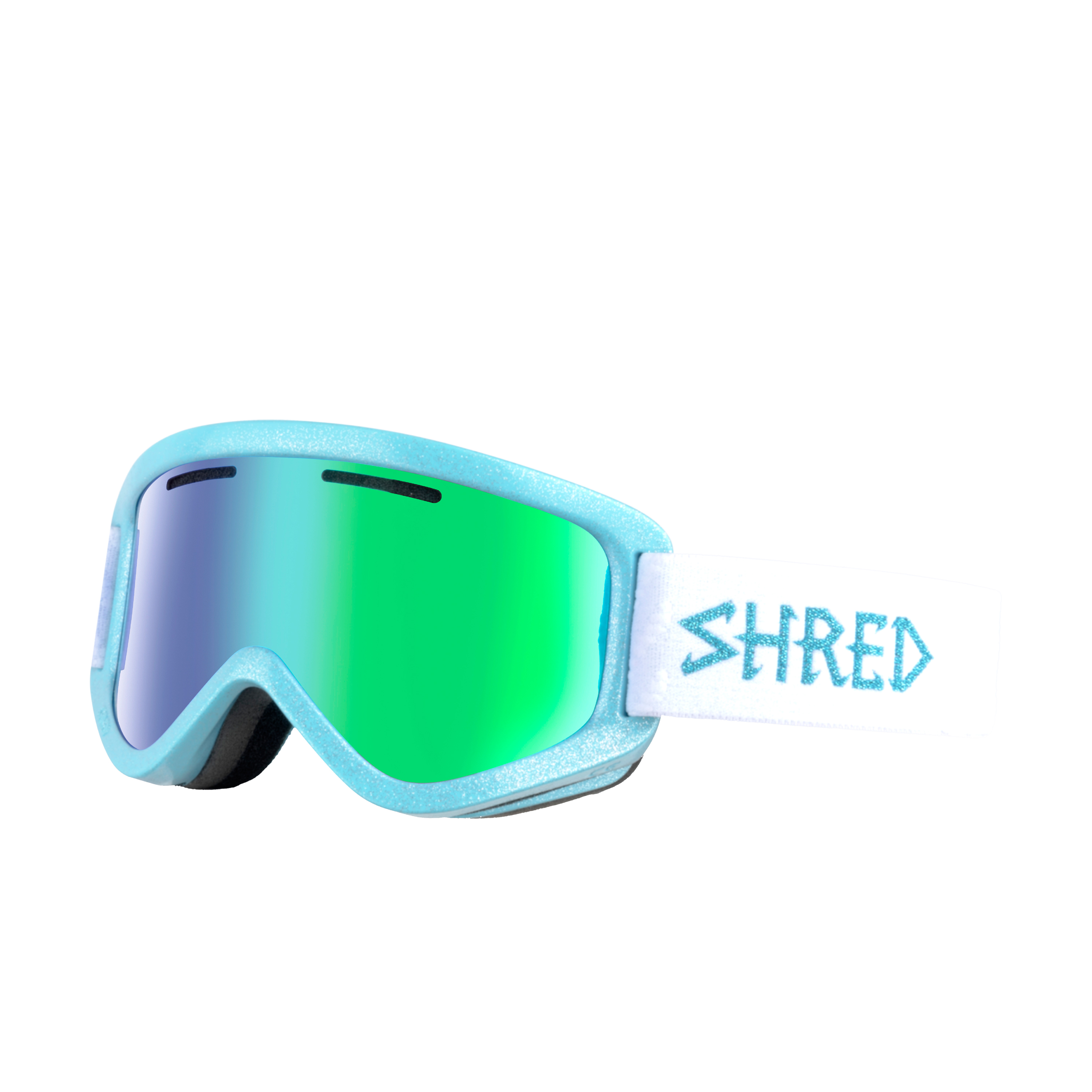 SHRED MASCHERA WONDERFY HEY PRETTY GIRL-PLASMA CBL GRN - 2019