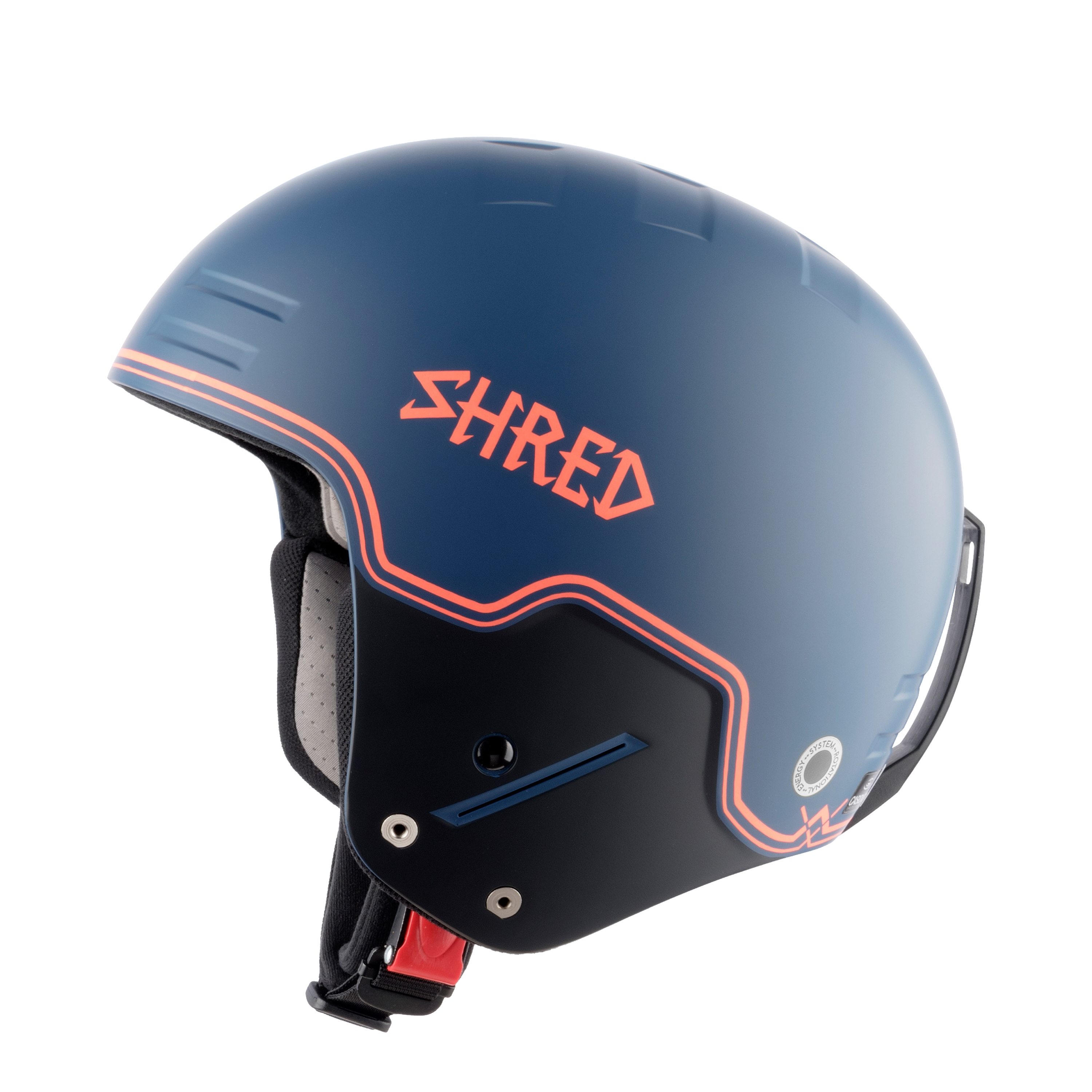 SHRED CASCO BASHER ULTIMATE BIGSHOW NAVY/RUST - 2019