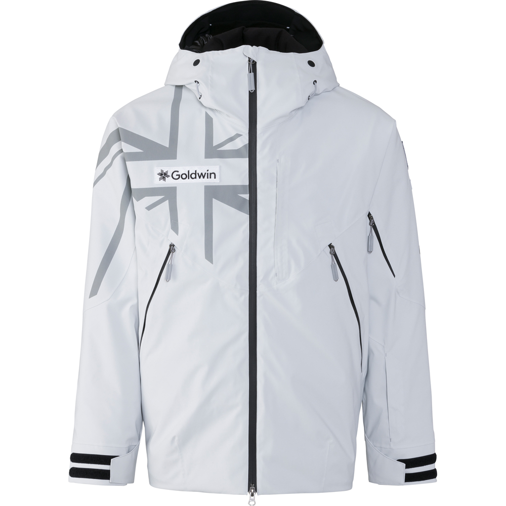 GOLDWIN MEN ATLAS JACKET (GB REPLICA) - MW MOON WHITE- 2020