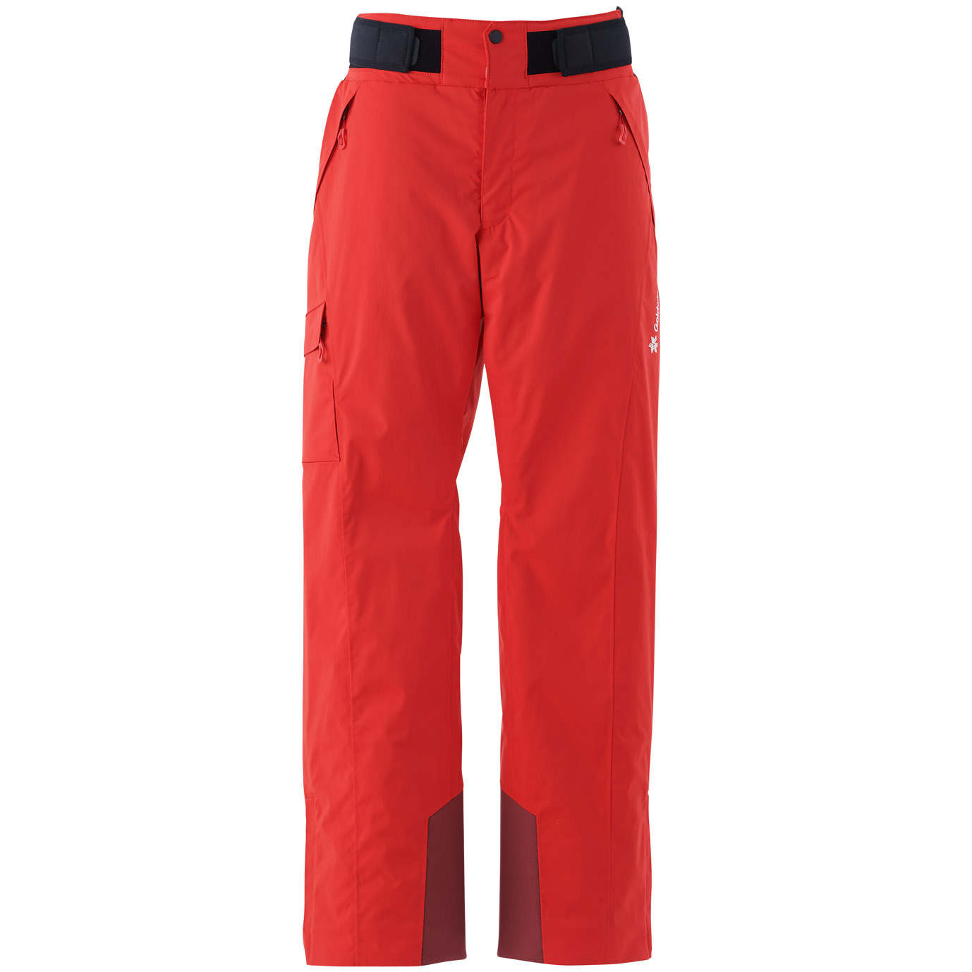GOLDWIN G31812 MEN ATLAS PANTS - FIRE RED - 2019