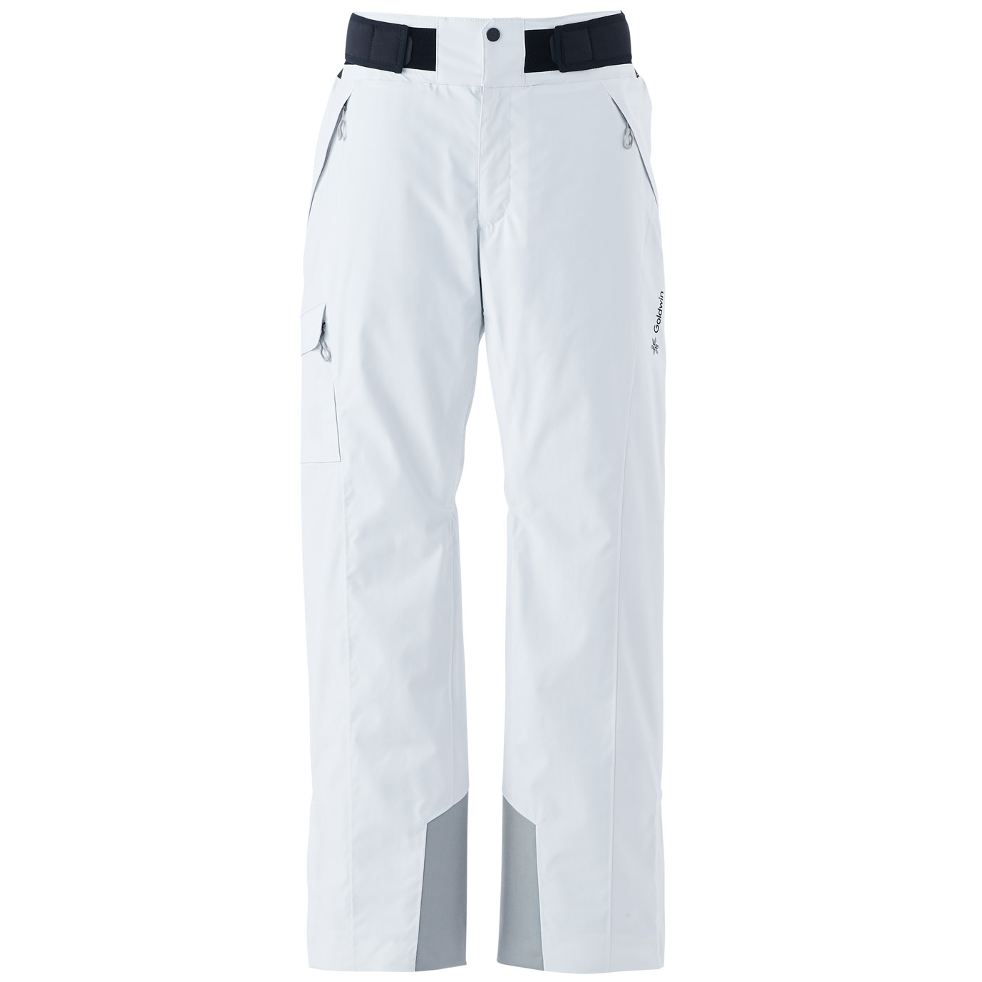 GOLDWIN G31812 MEN ATLAS PANTS - ICE WHITE - 2019