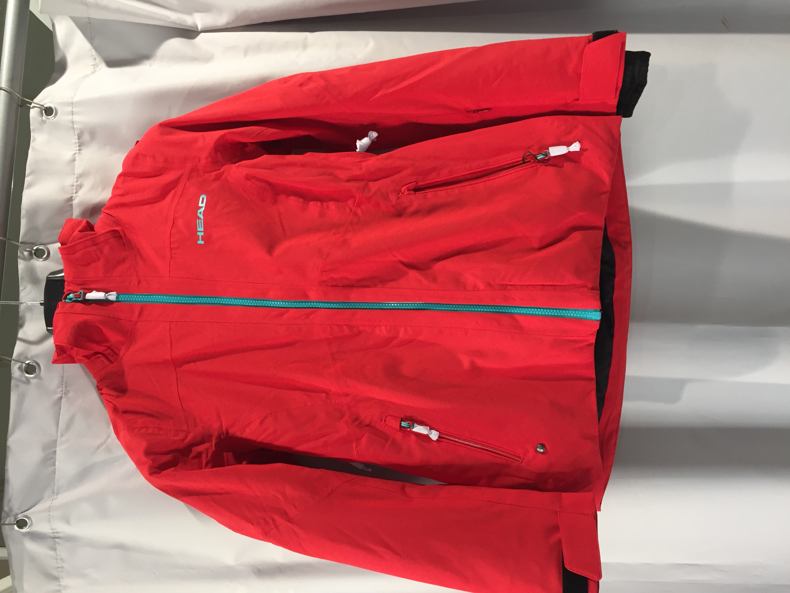 HEAD 2L INSULATED Jacket Women (red) - 2018