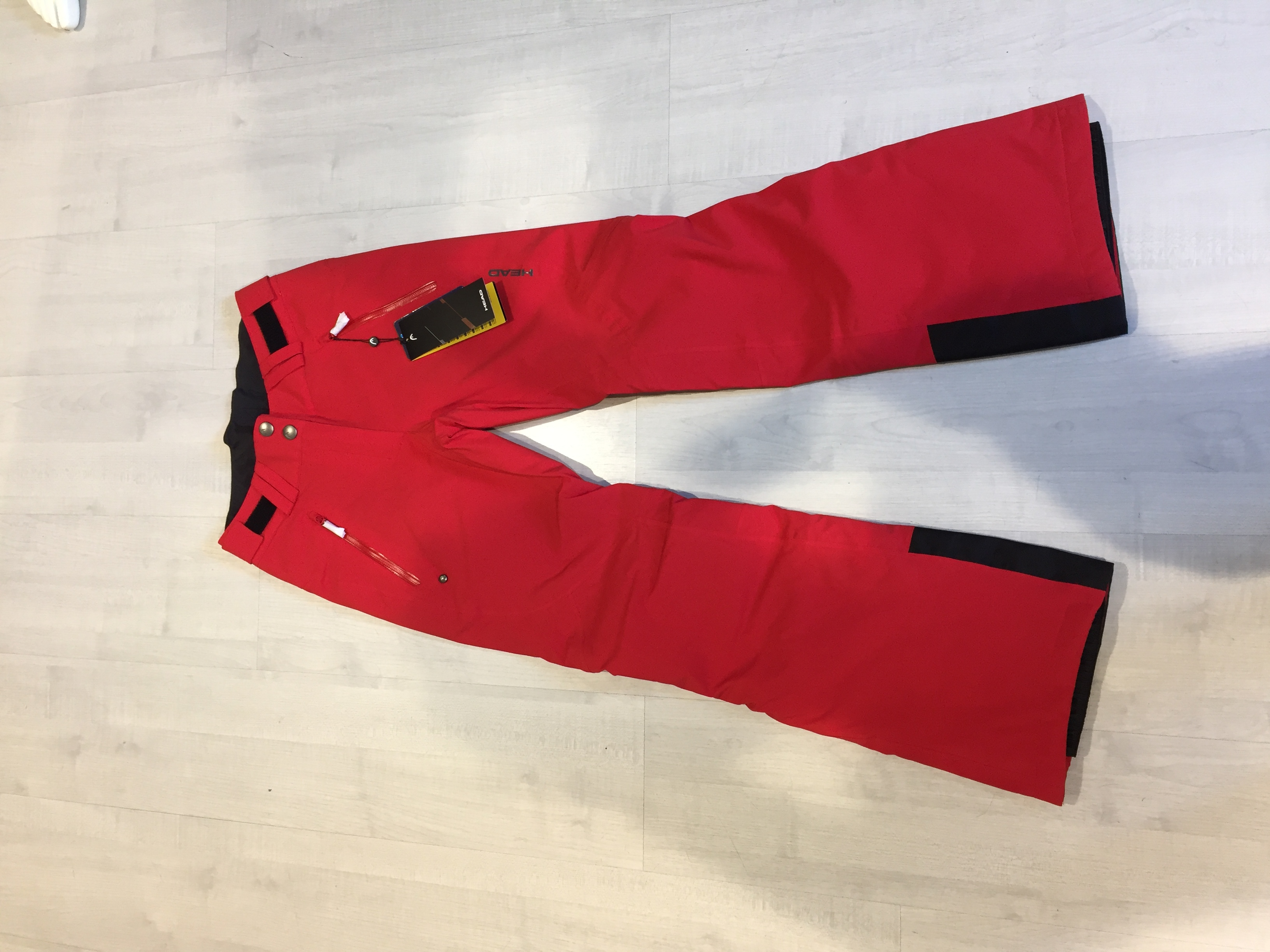HEAD PITO 2.0 2L Pants Women (red) - 2018