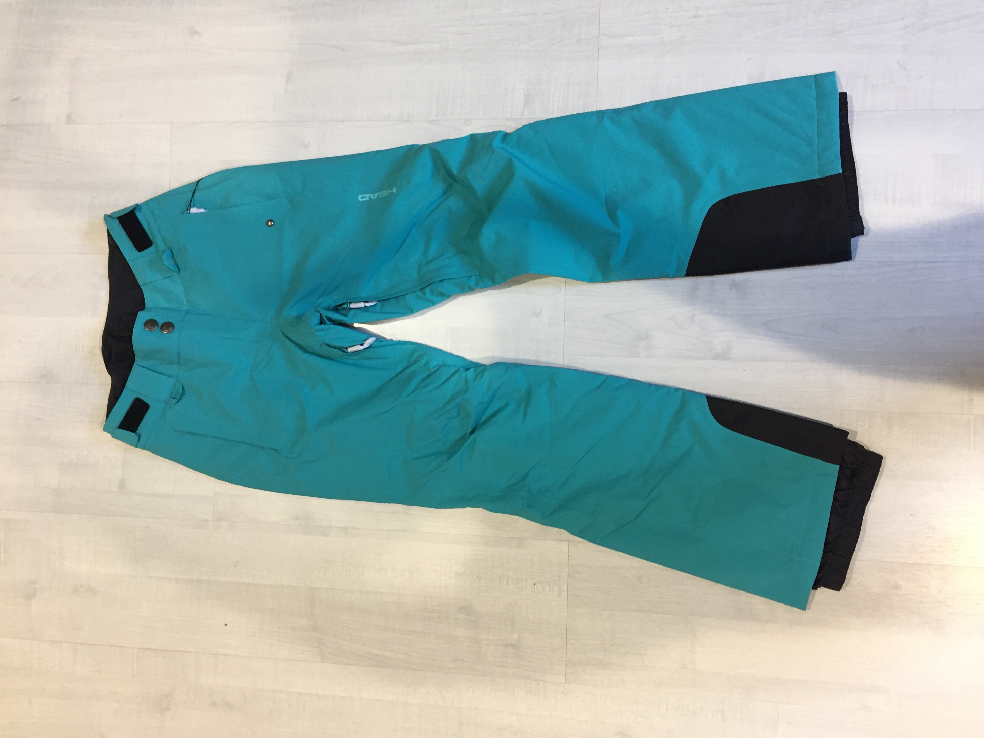 HEAD 2L INSULATED Pant Women (Turquoise) - 2018