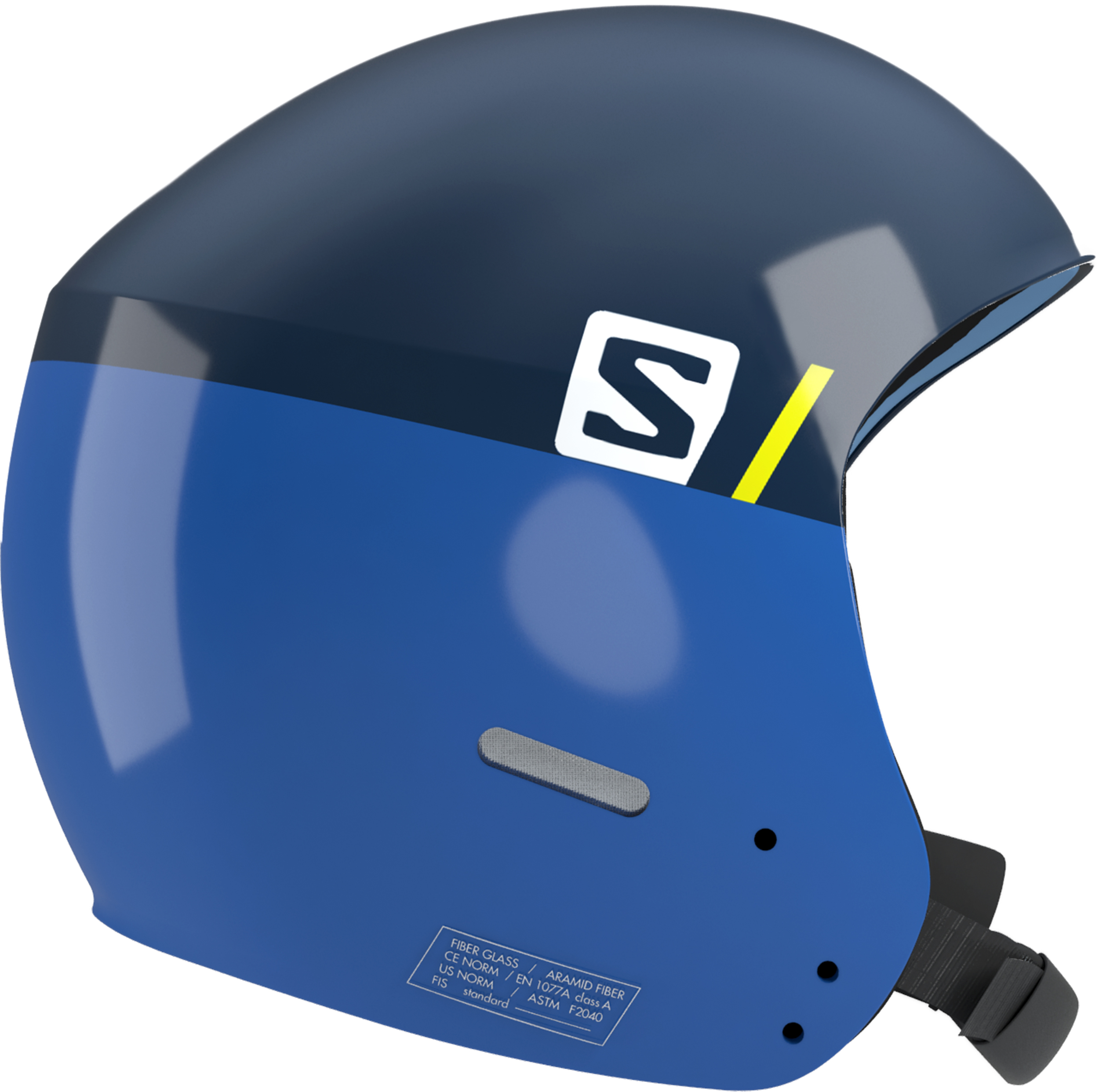 SALOMON CASCO S RACE Blue - 2020
