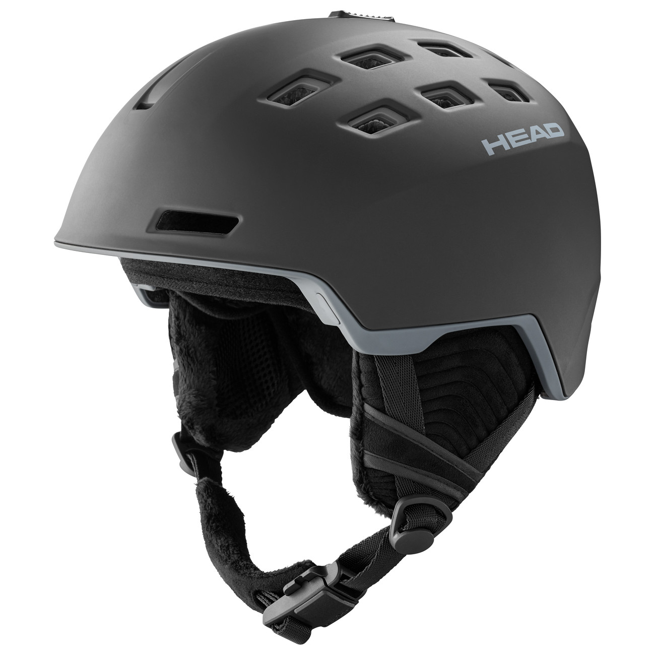 HEAD CASCO REV black - 2021