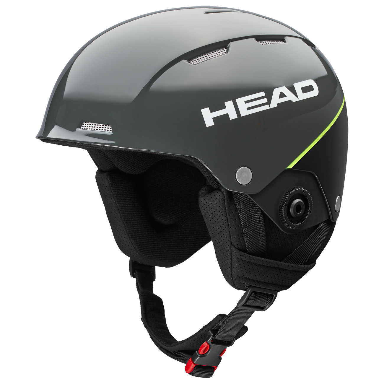 HEAD CASCO TEAM SL anthracite/black - 2021