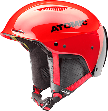 ATOMIC CASCO REDSTER LF SL Red/Black - 2018
