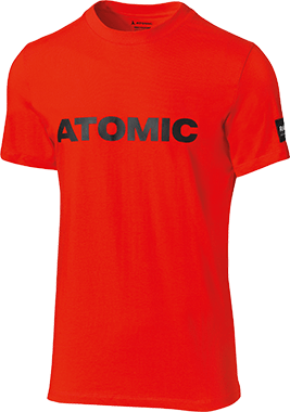 ATOMIC T-SHIRT RS rosso - 2021