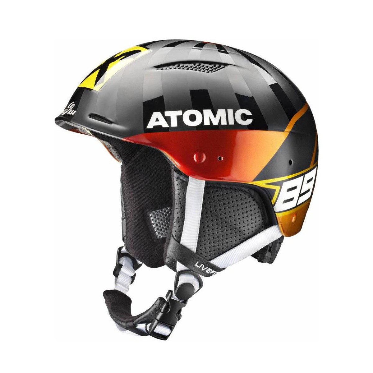 ATOMIC CASCO REDSTER LF SL Marcel - 2018