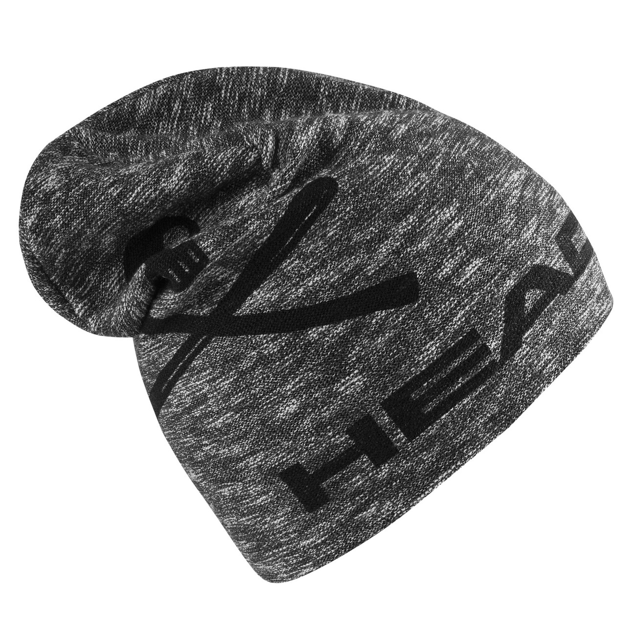 HEAD Race Rebel Beanie - ( dark melange) - 2019