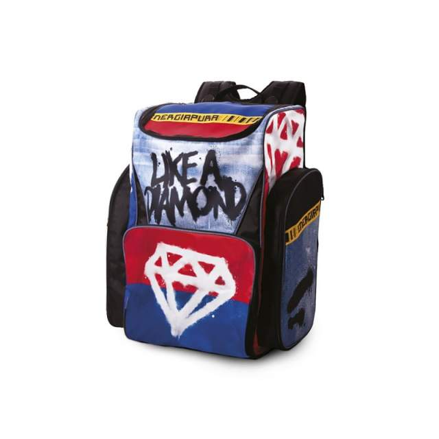 EP RACER BAG DIAMOND + MINI BAG - 2019