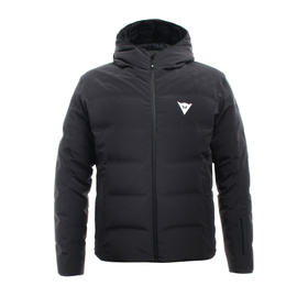 DAINESE SKI DOWNJACKET MAN BLACK IRIS - 2018
