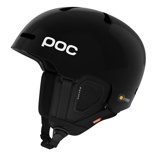 POC VPD SYSTEM BACK BLACK - 2019