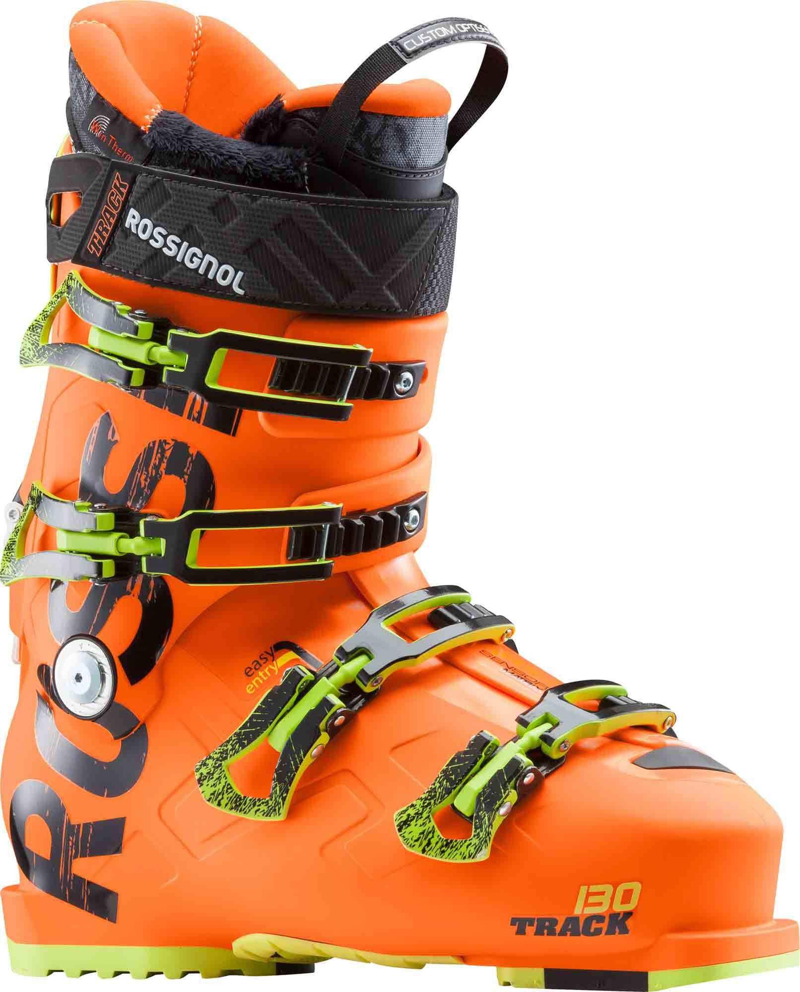 ROSSIGNOL TRACK 130 orange - 2019