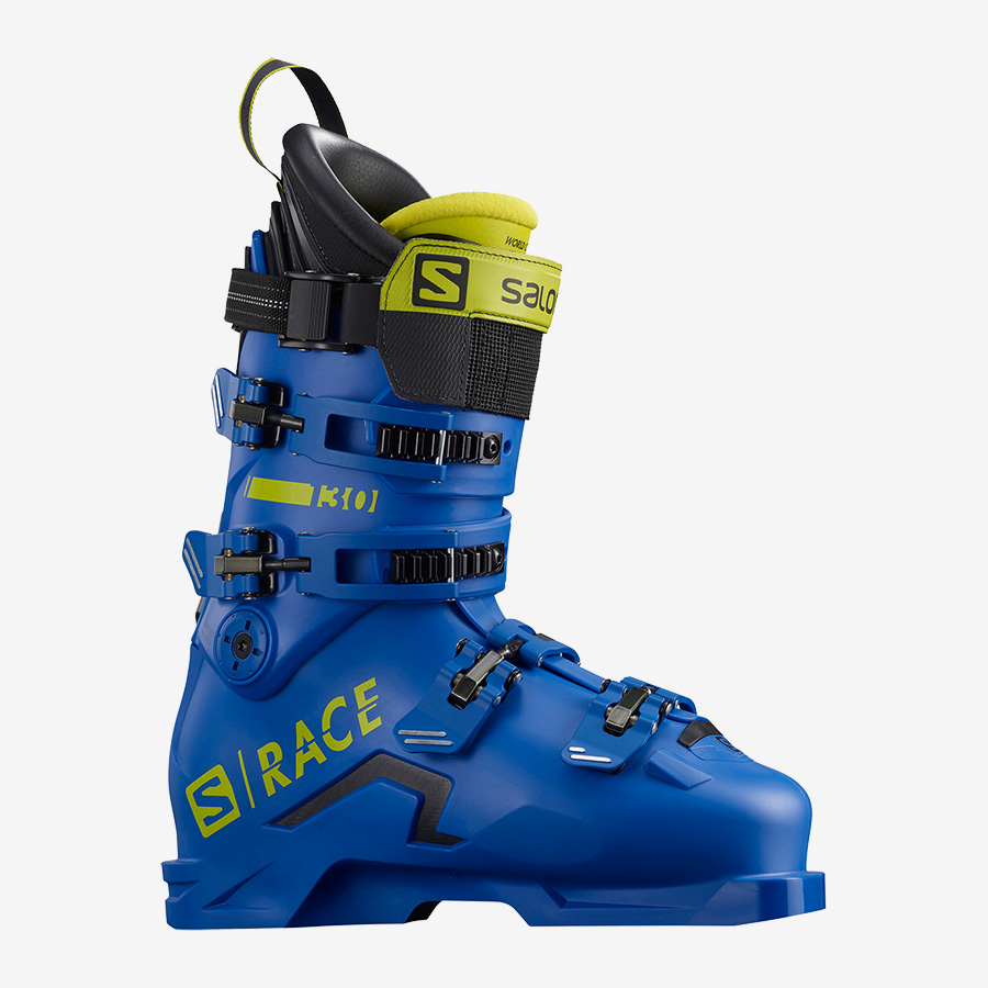 SALOMON S/RACE 130 Race Blue / Acid Green - 2021