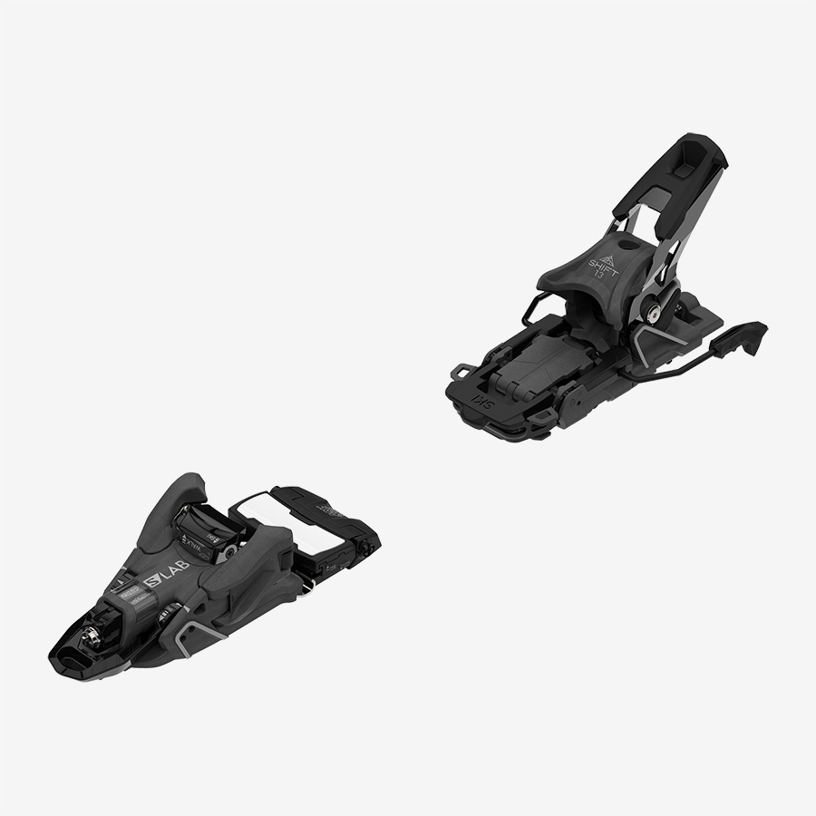 SALOMON ATTACCO N S/LAB SHIFT MNC 13 Black - 2021