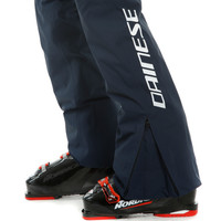 DAINESE PANT HP BARCHAN P Z86 BLACK-IRIS/STRETCH-LIMO - 2021