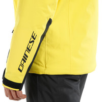 DAINESE GIACCA HP SLEET (67E) VIBRANT-YELLOW/STRETCH-LIMO- 2021