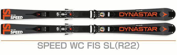 DYNASTAR SPEED WC FIS SL R22 + SPX15 RKF - 2019